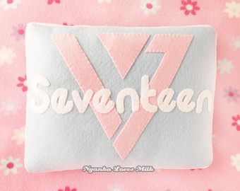 SEVENTEEN Very Nice Pillow