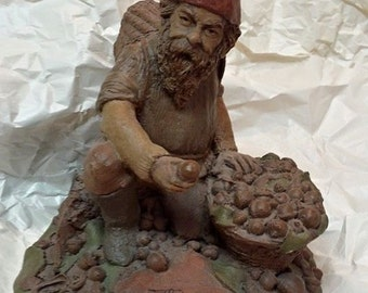 Tom Clark Gnome FRANKLIN 1983 Large Piece RARE Cairn Studios