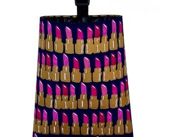 Car Trash Bag - Lipsticks