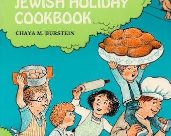 A First Jewish Holiday Cookbook by Chaya M. Burstein