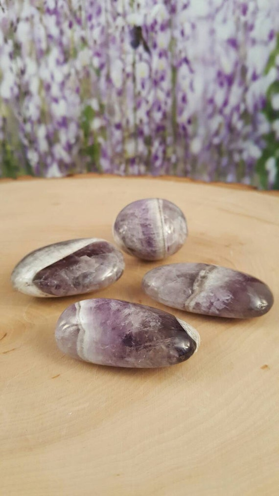Raw Crystals And Stones Amethyst Gemstone Healing Stones