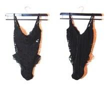 Black Lace Teddy Victoria's Secret Gold Label Sexy Onesie One Piece Lingerie size 36C