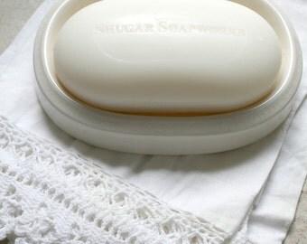 Ironstone Soap Dish