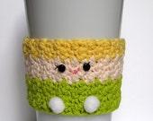 Gehäkelte Tinkerbell Kaffee Tasse Cozy