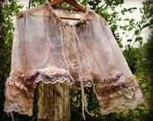 Altered Couture, Wearable Art, Refashioned couture, Upcycled Recycled, Art to Wear, Eco Friendly fashion, Hand dyed, Slow Fashion