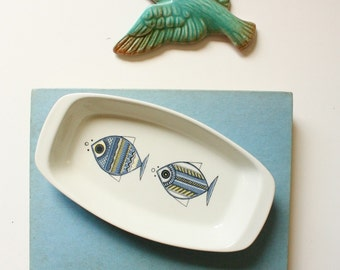 Villeroy and Boch Viking Serving Dish by Christine Reuter Made In Luxemborg