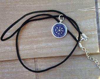 Vegvisir Necklace- Viking Compass