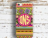 Tribal Iphone case, Aztec iPhone 6 case, Tribal geometric yellow, Monogram Iphone 5c case, Cute Iphone 5s case, Aztec Iphone 4s case (9887)