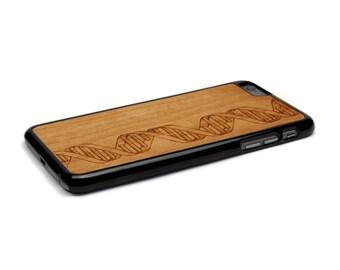 iPhone 6 Plus Case Wood DNA, Wood iPhone 6s Plus Case Wood iPhone 6 Plus Case, iPhone 6 plus Wood Case, iPhone 6s Plus Wood Case