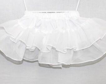 292200 - Petticoats Crinolines - Girls Petticoats - Tutu - Toddler Petticoat - Toddler Slip - Half Slip - Infant Tutu - can can skirt