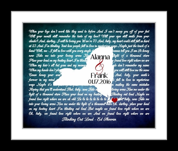 The Wedding Song Lyrics: Wedding Song Art Wedding Song Lyrics Wedding Song Print