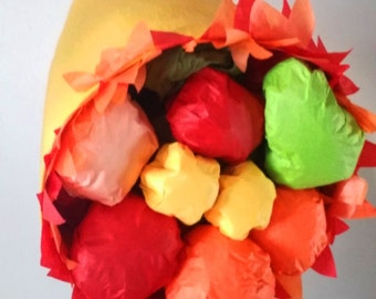 Holiday Pinata Beautiful Thanksgiving Harvest Fall Cornucopia  | Fun Party Game | Centerpiece | Holiday Party | Harvest Theme | Photo Prop