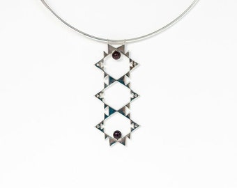 Black Opal MiMo Necklace