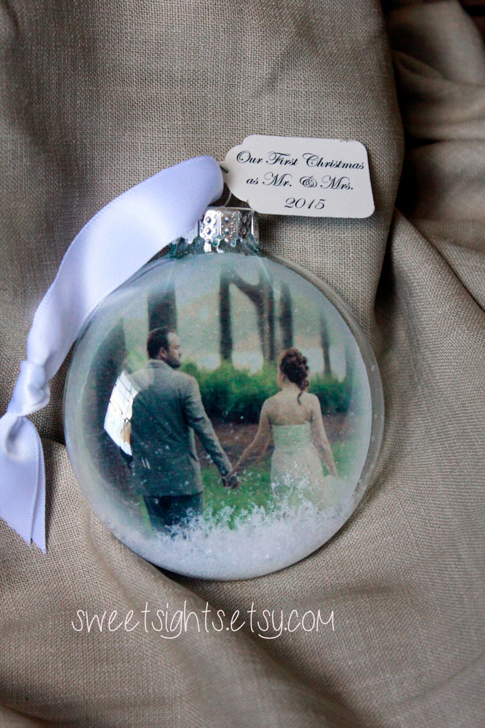 First married christmas ornament - First Christmas Ornament Mr Mrs First Christmas First Married Christmas Ornament Just