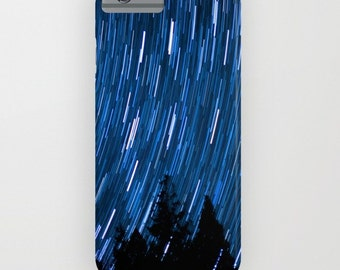 Star Trail iPhone 6s Case - Star iPhone 6s Plus Cover - iPhone 5s Case - Night Sky iPhone - Starry Night iPhone 5C Case - Sky iPhone 6 Case