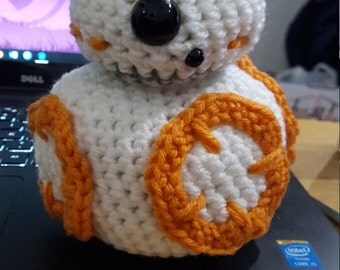 Star Wars BB-8 Amigurumi Toy