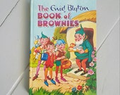 RESERVED for Patrycja The Book of Brownies Enid Blyton 1967