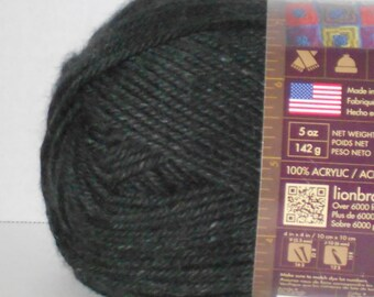 One skein of Heartland yarn Black Canyon 4 medium worsted weight