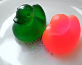 Rubber Duck Soap / Rubber Duckie Soap