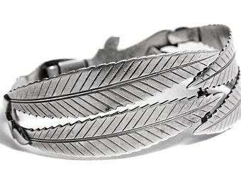 MIC Neugel Bangle Sweden Sterling Silver Bracelet Artisan Jewelry