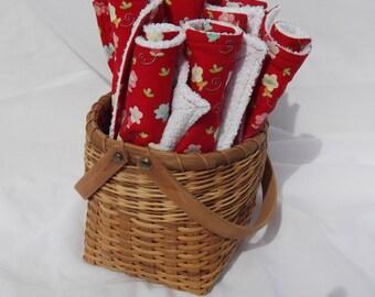UnPaper towels, Reusable, Set of 12, Eco-Friendly