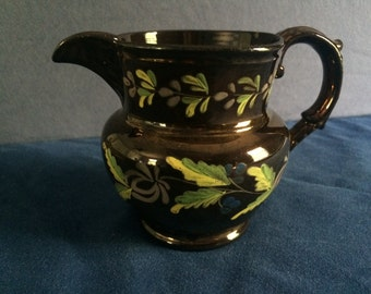 Truly radiant petite pitcher/tea pot