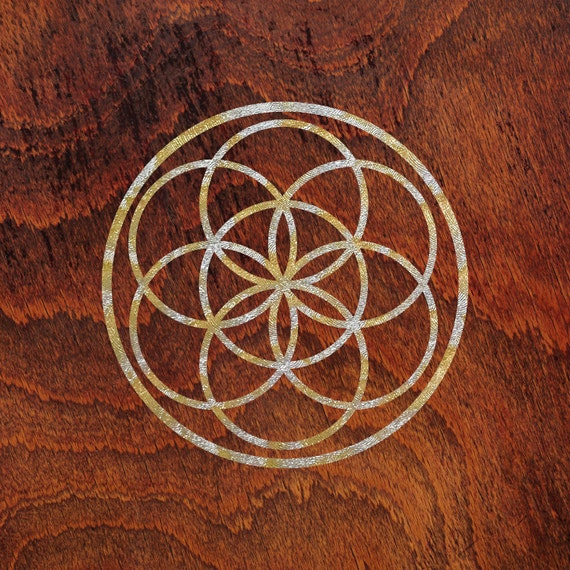 sacred geometry seed of - photo #14