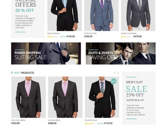 High Quality Ecommerce Website Designing Service + Sell Unlimited Products With Paypal And Other Payment Gateways