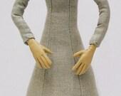 Tudor Woman Doll Kit - Auburn/Red Hair
