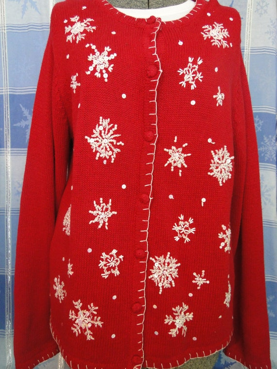 Vintage Holiday Sweaters 48