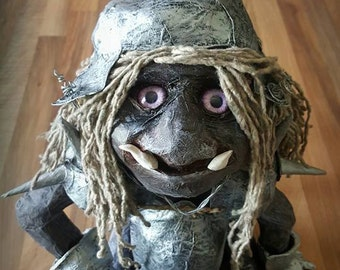 Goblin Sculpture
