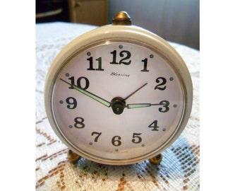 Vintage Alarm Clock Blessing West German retro