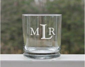personalized whiskey glasses, monogram whiskey glasses, etched whiskey glass, scotch whiskey glasses, whiskey glasses, personalized, scotch