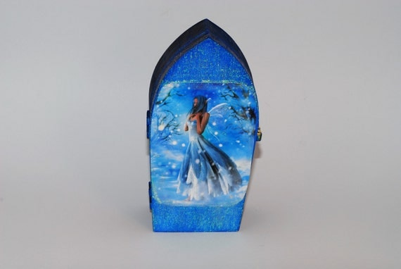 frozen box small wood coffin jewelry box ring box