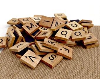 Scrabble Magnets - 98 pce