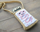 Phone Carrier, Phone Case, Girl's Phone Pouch
