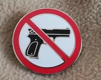 NO Guns, Anti Violence, change