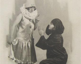 I Beg Your Pardon! - Original 1920's Theater Photo Studio Photo - Free Shipping