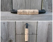 Rope Drawer Pull, Shabby Chic, Beach Decor, Nautical Decor, Nautical Drawer Pull, Beach Drawer Pull, Coastal Decor, Beach Bathroom