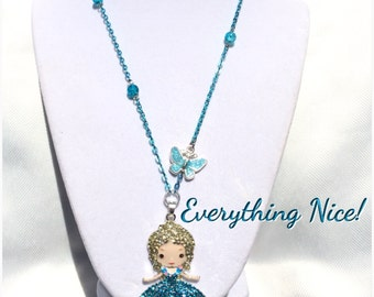 Cinderella 2015 Necklace