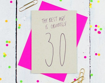 The Best Age Is Obviously…30