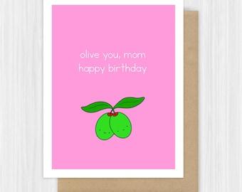 Happy Birthday Dad Card For Father Daddy Funny Fun Pun Bday