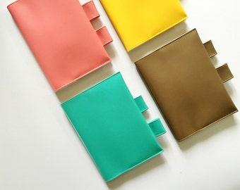 Free Shipping Hobonichi Cover // Hobonichi Techo Cover // PU Leather