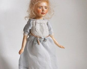OOAK art baby doll