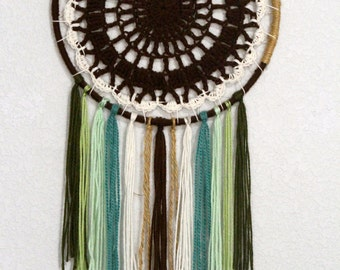 Wall Hanging Dream Catcher Weave Textile