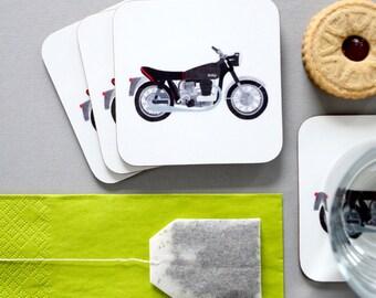 Norton Motorbike Coaster