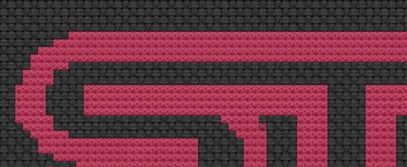 SUBARU STI - Cross-stitch kit for iPhone 6 from Lavionka ...