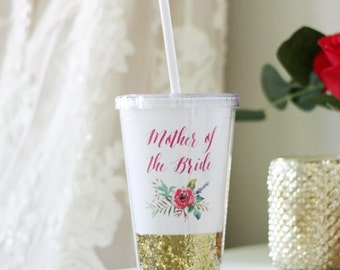 Mother Of The Bride or Mother Of the Groom cup