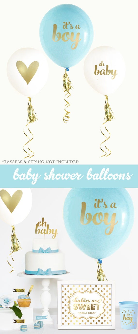 Baby Boy Gift Gold : Boy baby shower gift new its a