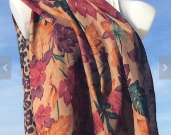 Scarves,Double Layer Scarf,Fall Scarf,Scarves For Women,Spring Summer Scarf,Unique Scarves,Women's Scarves,Summer Shawl,Gift Ideas,Scarf